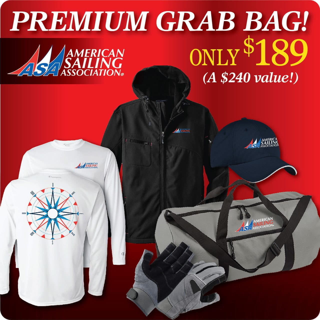 ASA's Sailor Premium Grab Bag