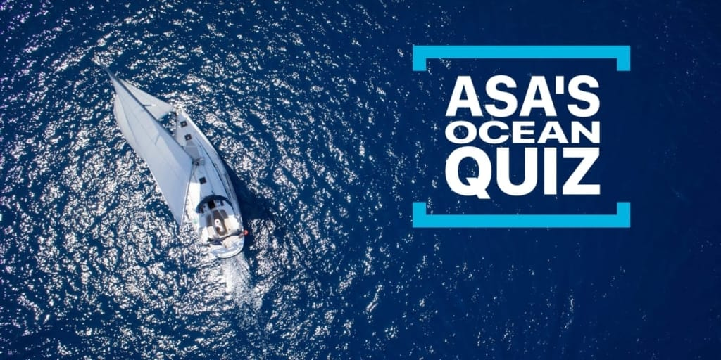 ASA's Ocean Quiz