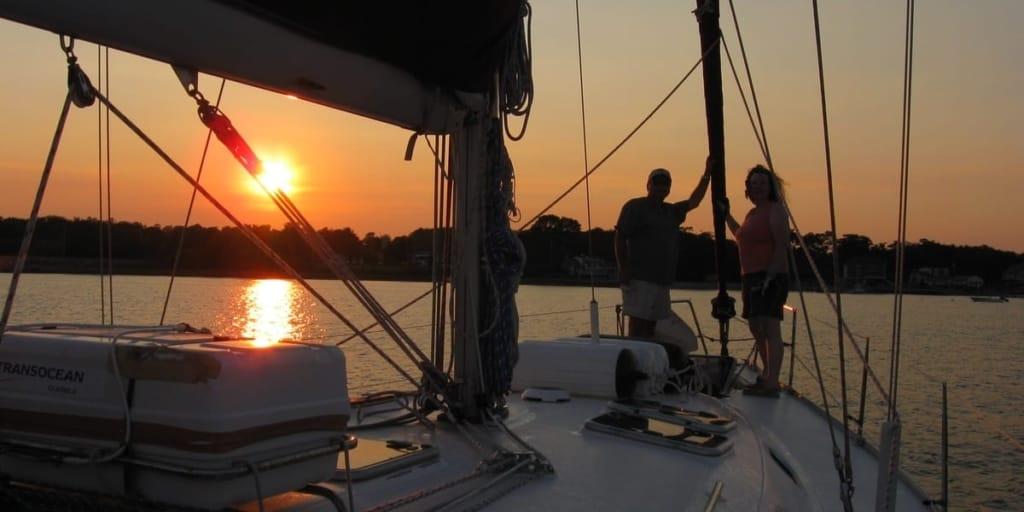 North Shore Reaching, Canada ~ ASA Certified Sailing School