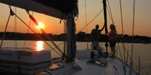 North Shore Reaching, Canada ~ ASA Certified Sailing School