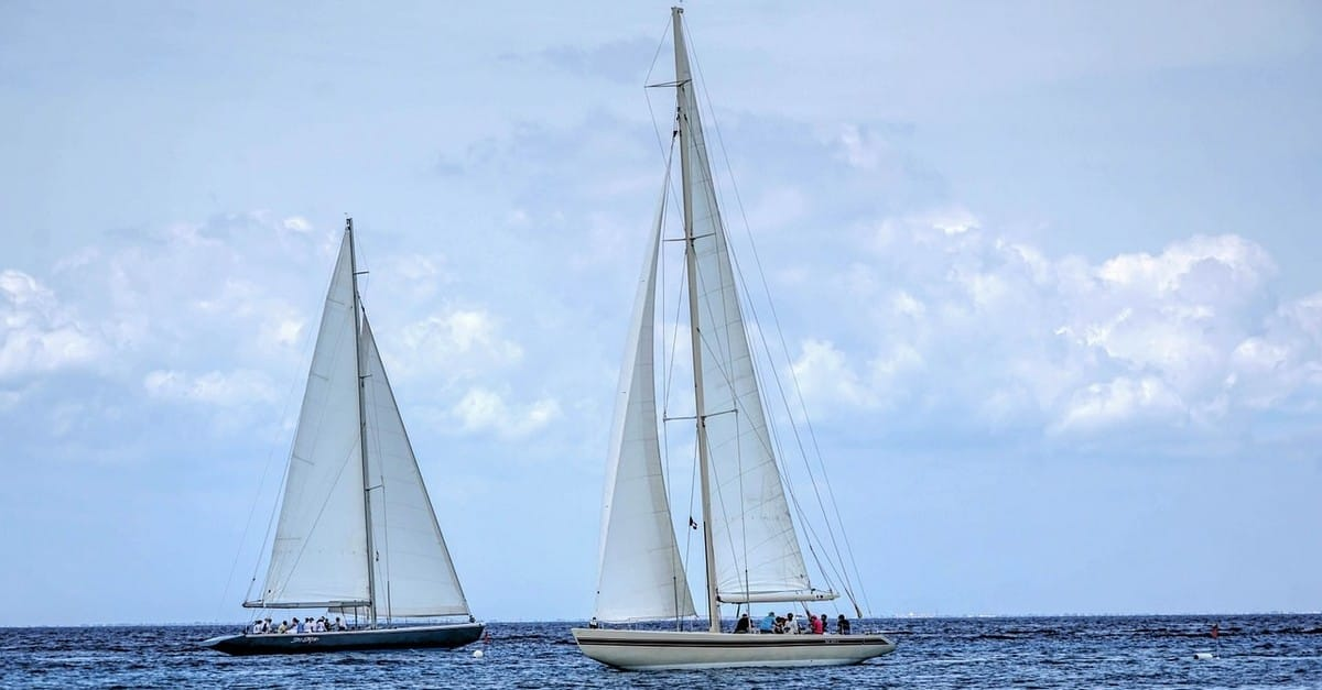 Parts of The Whole: Understanding Sailboats and Sailing – The Sails
