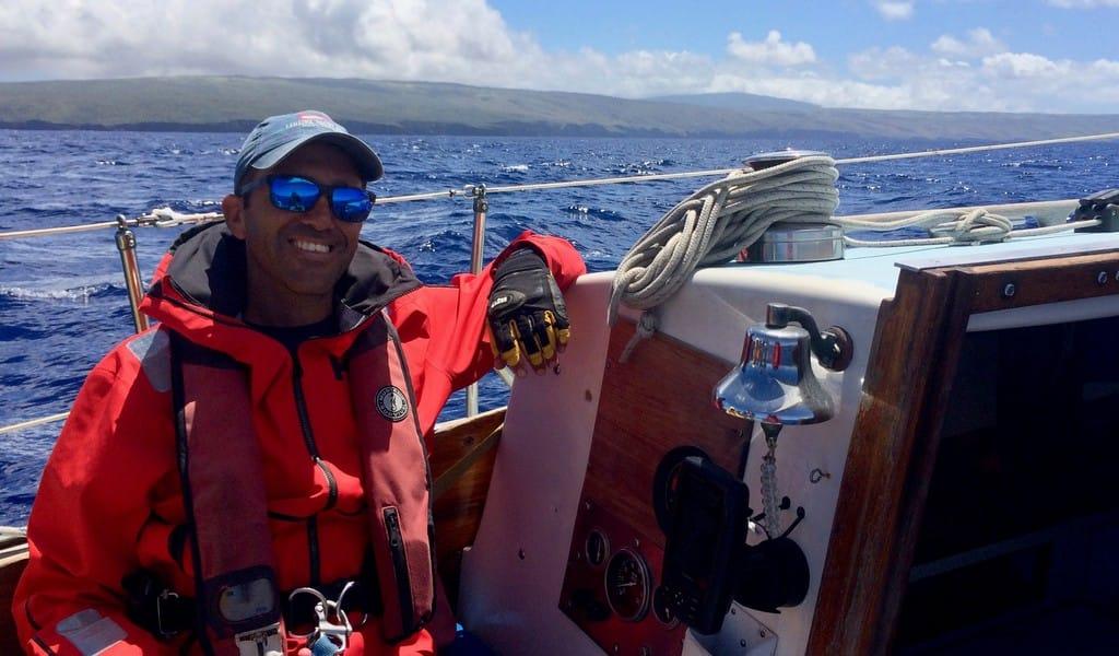 Greg Martin of Sail Hawaii