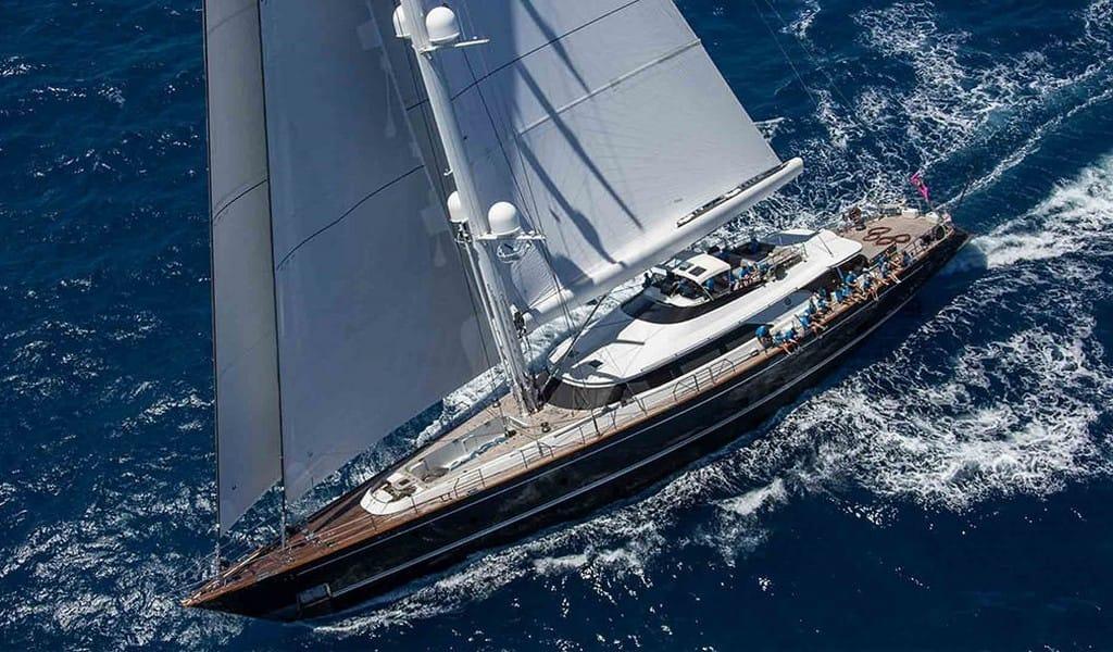 Sailing Bucket List - Perfect Wind