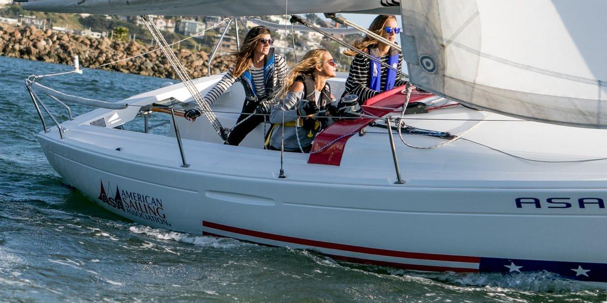 Women Sailors