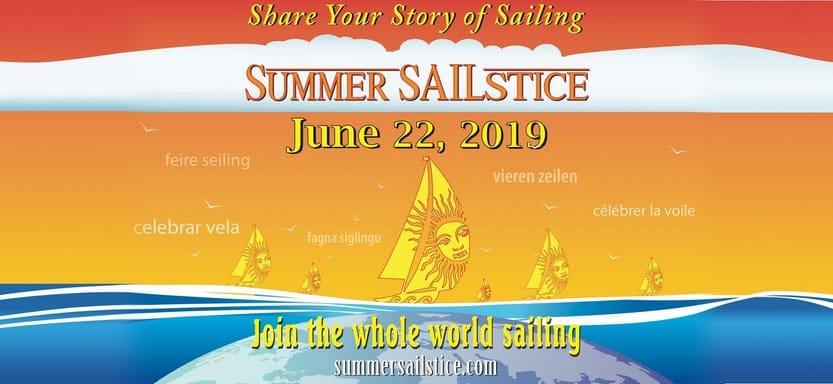 Going Sailing: Summer Sailstice 2019