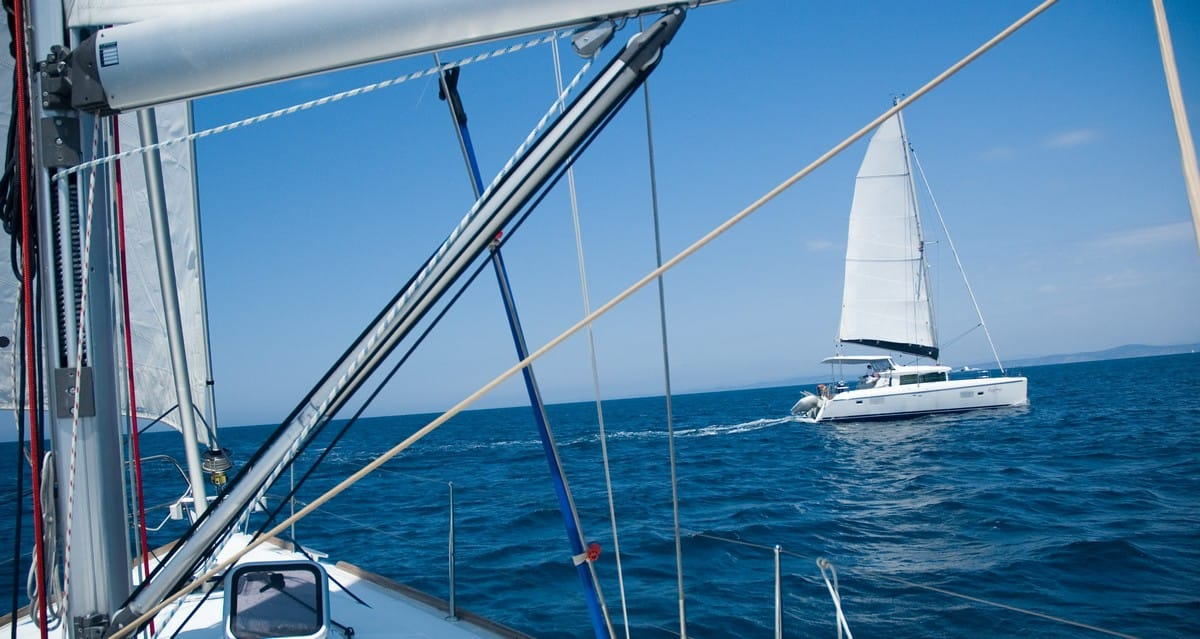 Choosing The Right Boat for Your Sailing Charter