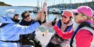 SailNashville - Hamilton Creek Marina, TN ~ An ASA Certified Sailing School