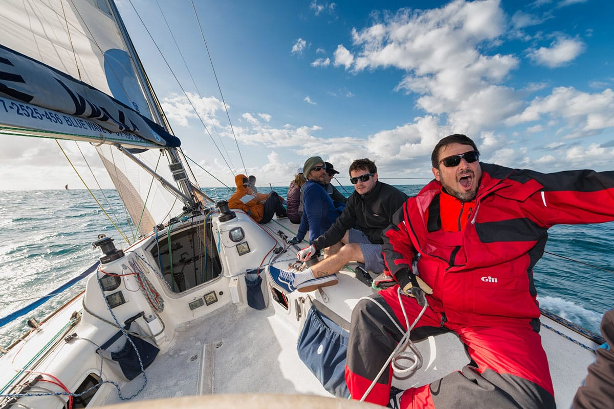 Sailing Local With ASA Outstanding Instructors – Florida - American Sailing Association