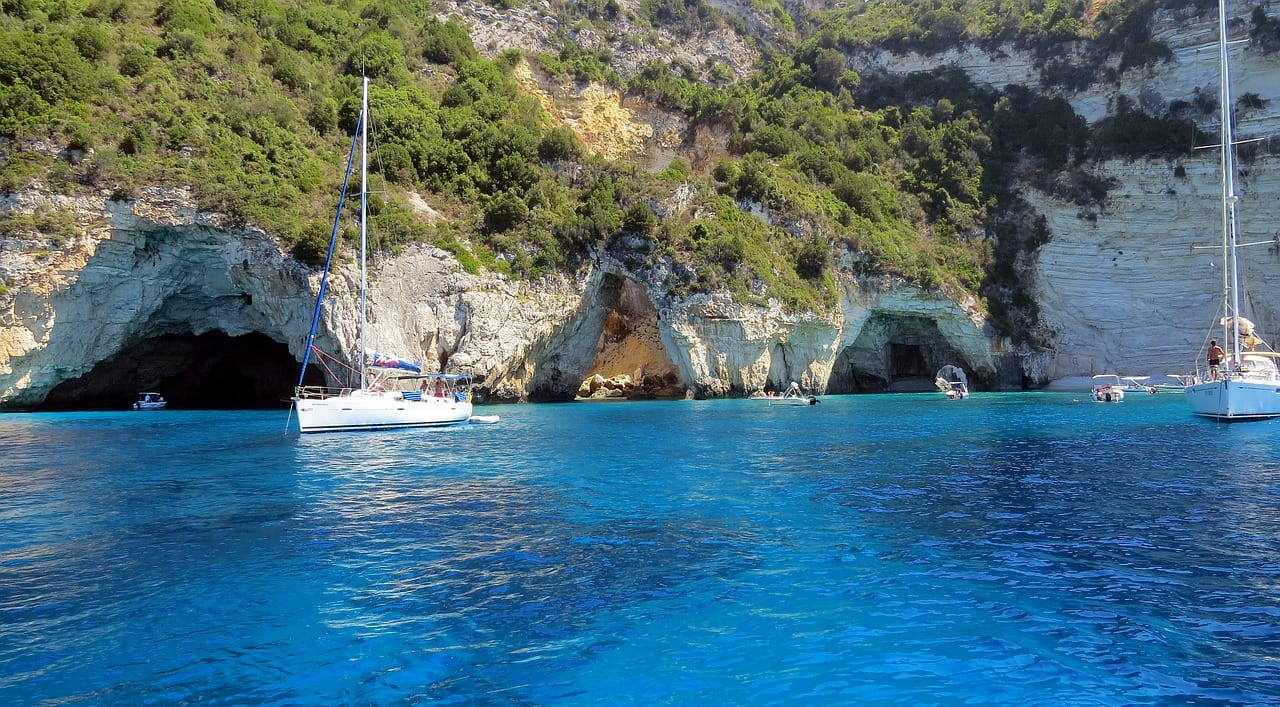 Sailing in Greece With Fair Winds Sailing