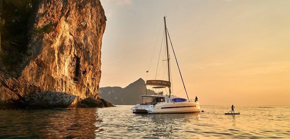 11 Tips For Bareboat Cruising