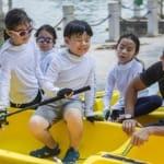 Ducky Sailing School, Shanghai, China ~ An ASA Certified Sailing School