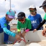 Shao Nian Zhi Ocean Camp Education, Beijing, China ~ An ASA Certified Sailing School
