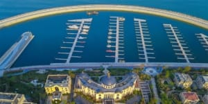 Sunac Yacht Club, Qingdao, China ~ An ASA Certified Sailing School
