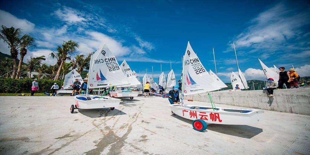 Won Fun Sailing Club, China ~ An ASA Certified Sailing School