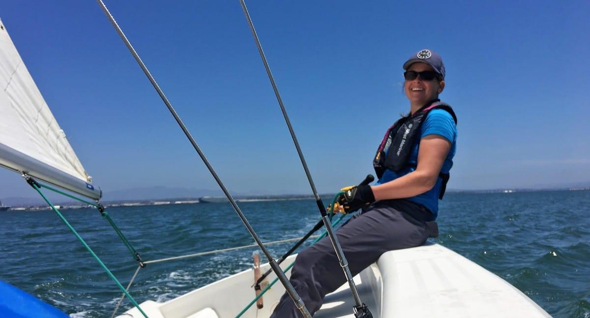Roxy Darrow Has Gone Sailing