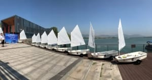 Zhai Mo International Yacht Club, Beijing, China ~ An ASA Certified Sailing School