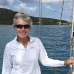 ASA Featured Instructor: Captain Lisa Batchelor Frailey, Sail Solomons