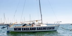 New England Sailing Center, Jamestown, RI ~ An ASA Certified Sailing School