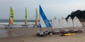 Hykor Sports Sailing Club, Shenzhen, China ~ An ASA Certified Sailing School