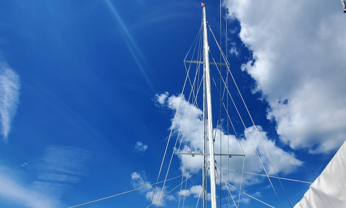 Captain's Tip: Have You Checked Your Rigging?