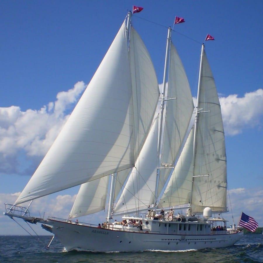 Arabella Offshore Voyage