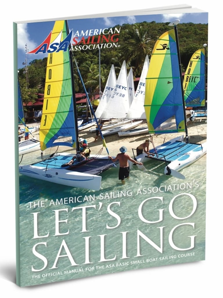 ASA 110 Textbook Let's Go Sailing