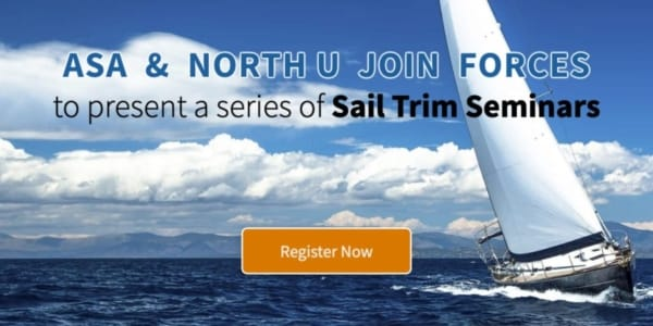 North U Sail Trim Seminars
