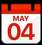 May 4th 2020