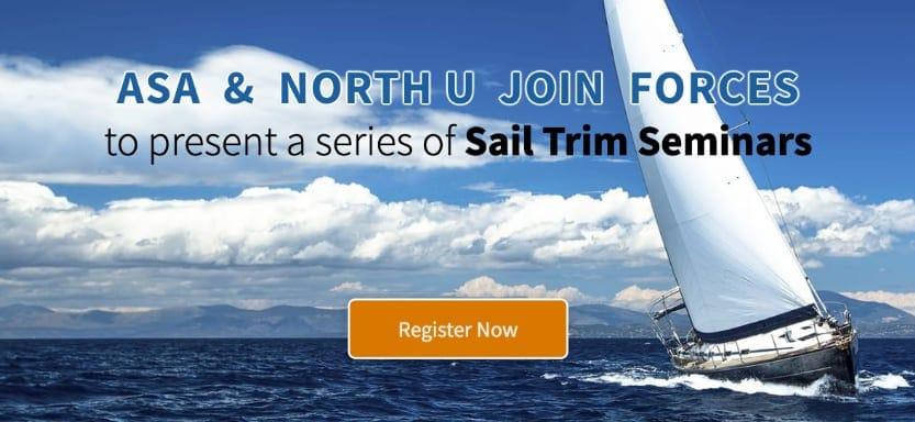 North U Sail Trim Seminars