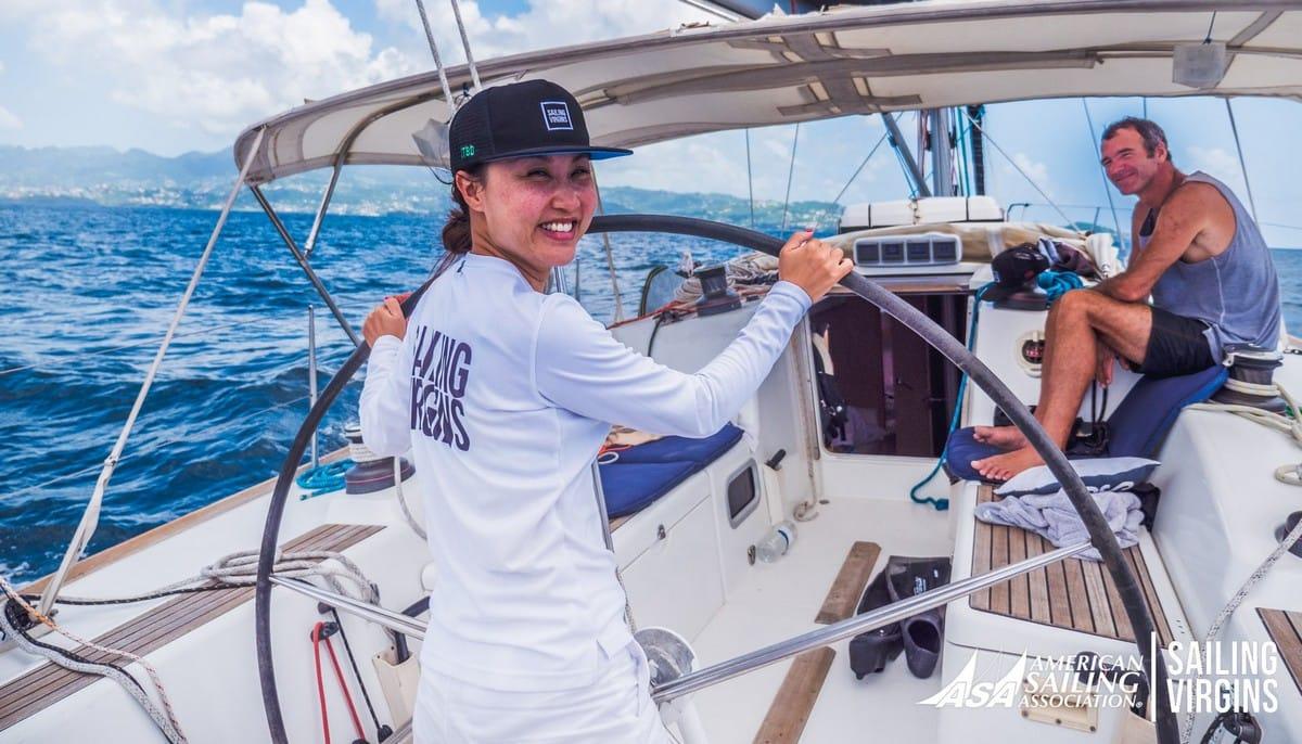 The Solo Sailing Vacation - American Sailing Association