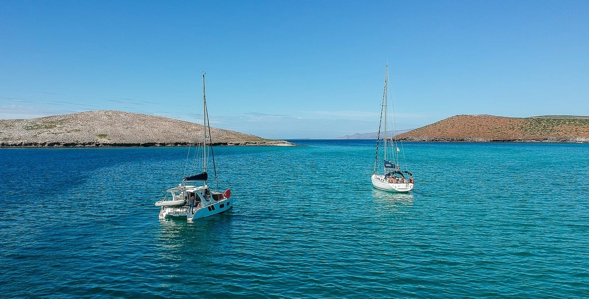 Sail Baja California with Go Baja Sailing - American Sailing Association