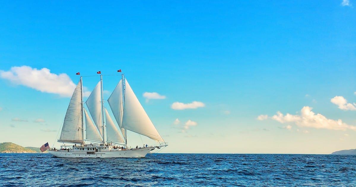 BVI Trip Report: Sailing Arabella - American Sailing Association