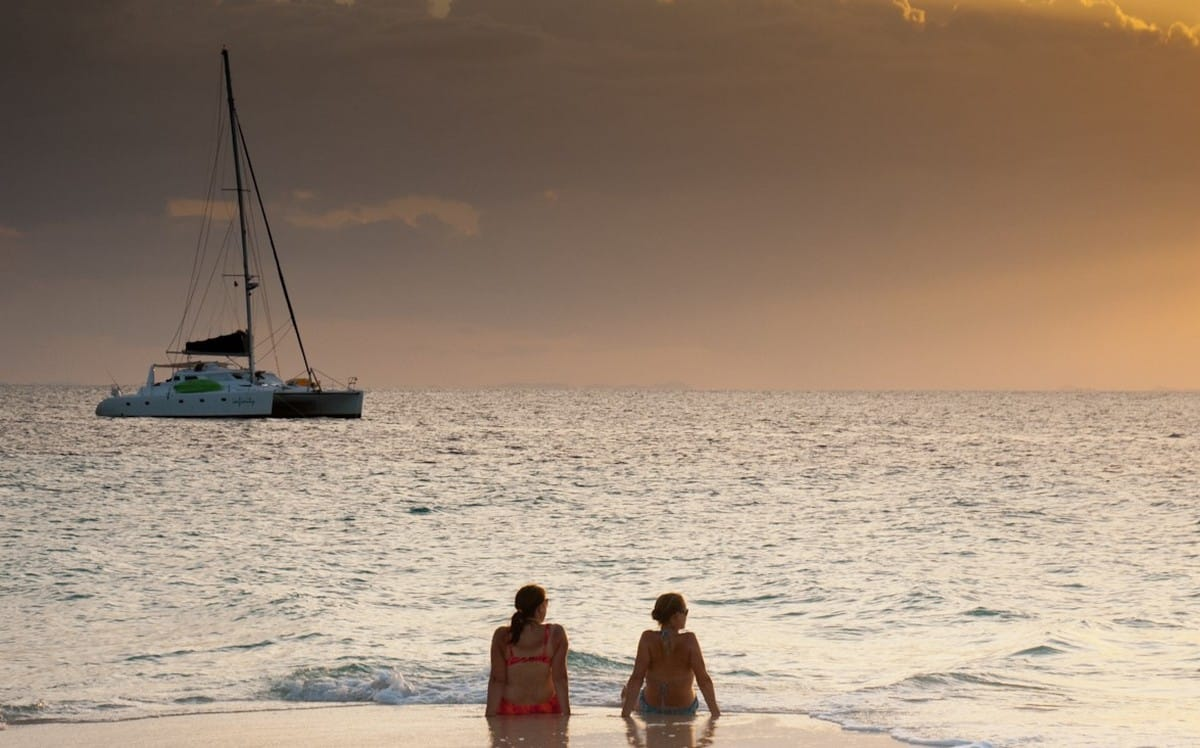 Sailing Belize With Belize Sailing Vacations - American Sailing Association