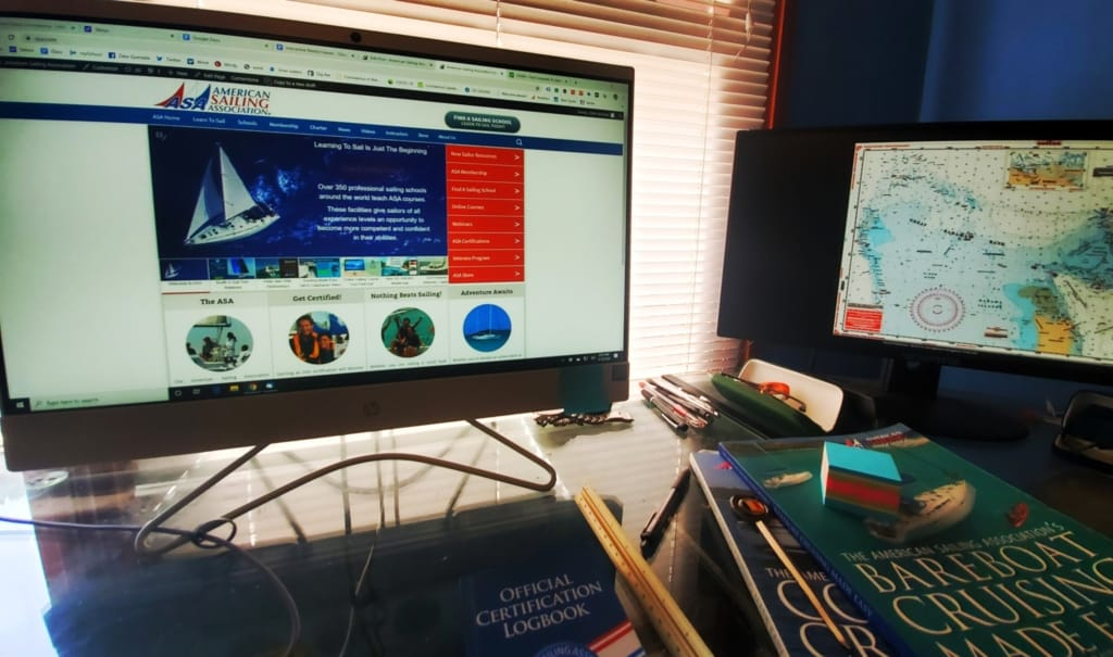 Interactive Media Classes (Online Learning) - American Sailing Association