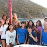 Teen Sailing Summer Program in the British Virgin Islands