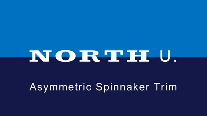 ASA / North U Asymmetric Spinnaker Trim Course
