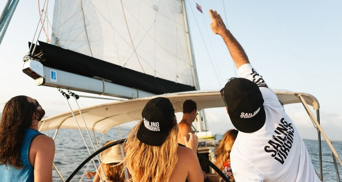 Sailing Lessons Can Make a World of Difference