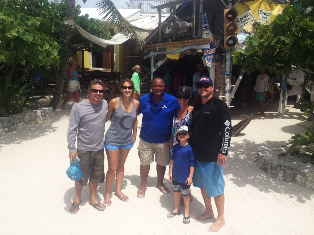 ASA Featured Instructor: Marc Gonsalves Cruise Abaco