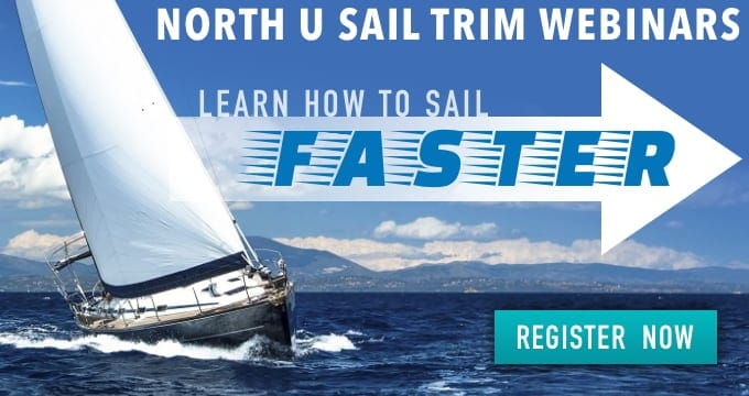 North U Sail Trim Webinars