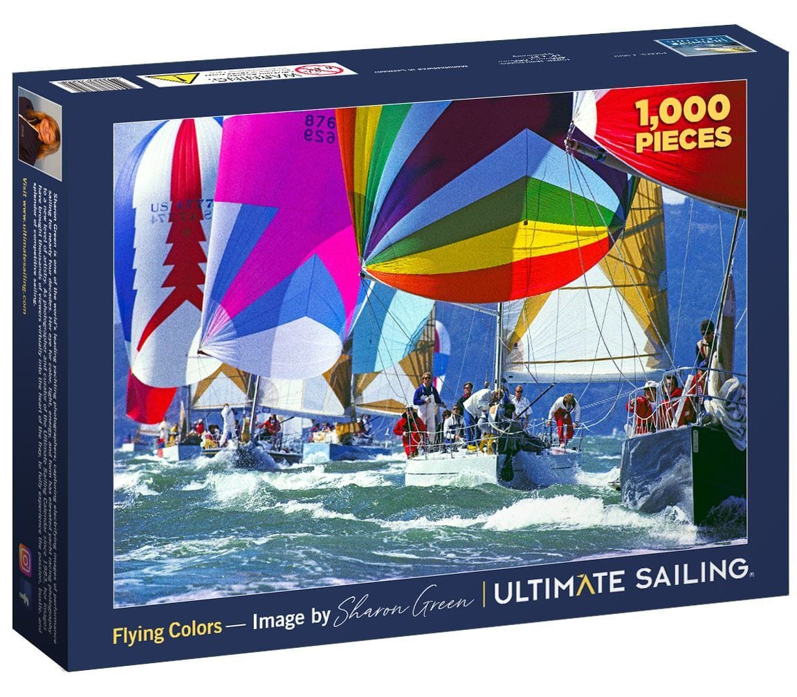 Ultimate Sailing puzzle
