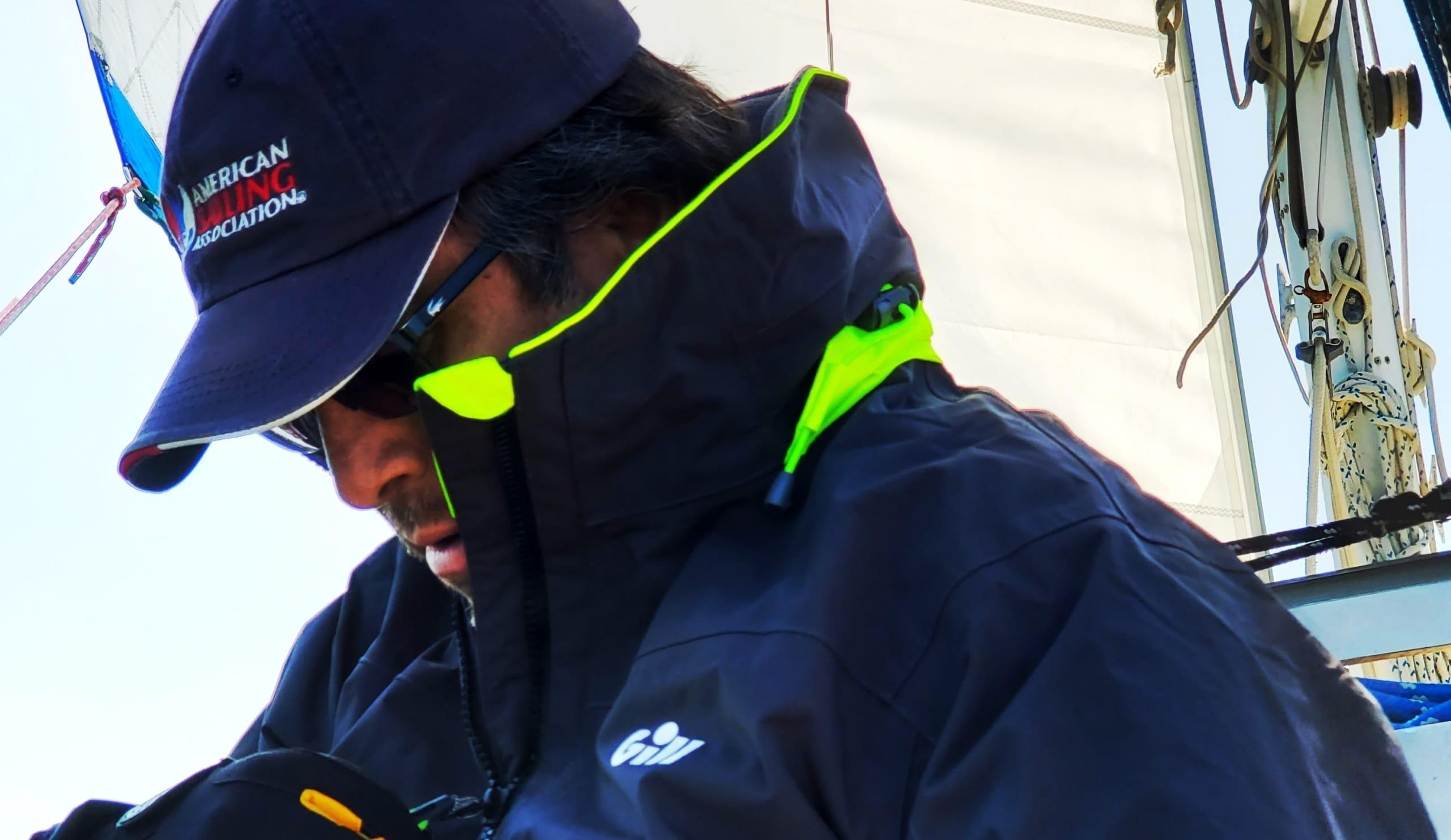 Product Review: Gill Marine Coastal Jacket - American Sailing Association