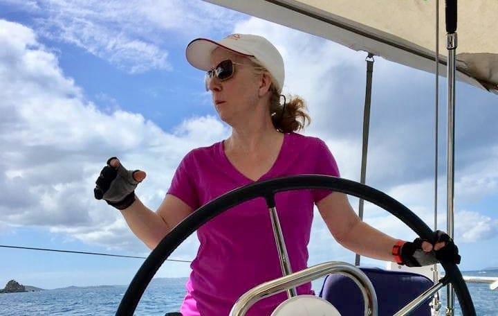 ASA Featured Instructor: Captain Sara Burke Manhattan Sailing School
