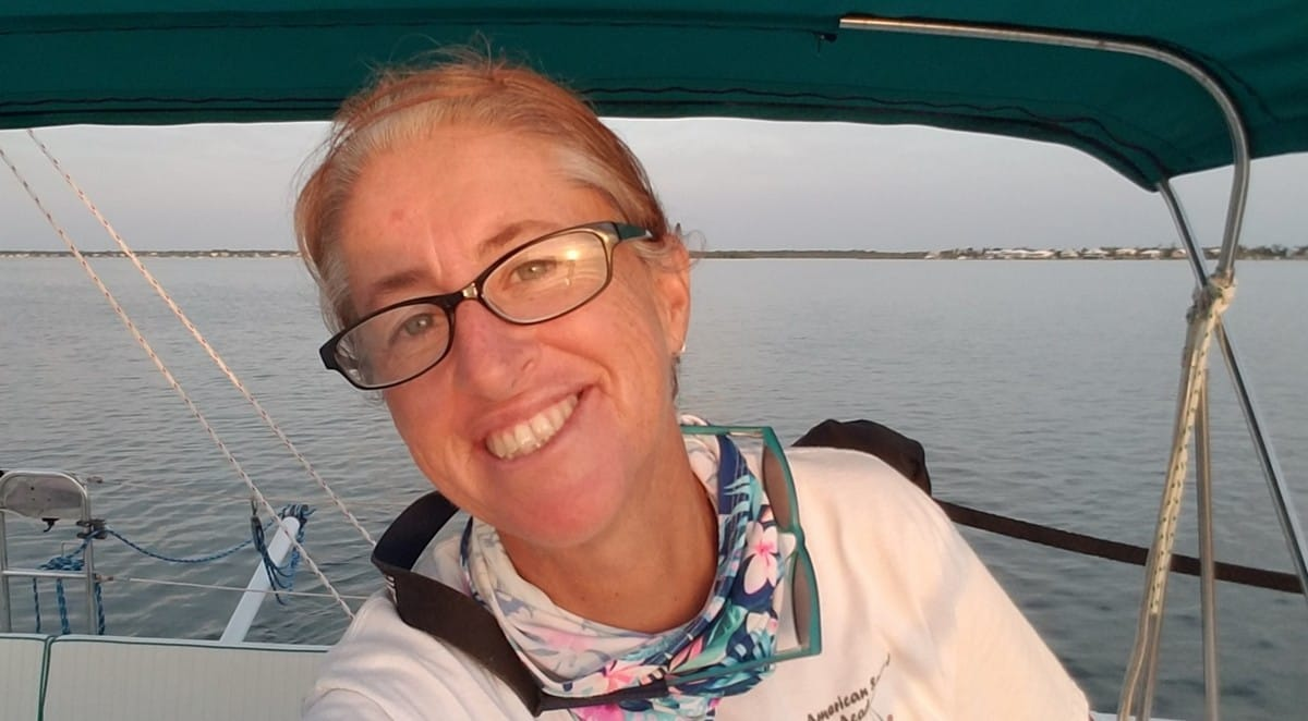 ASA Featured Instructor: Captain Laurel Seaborn of American Sailing Academy