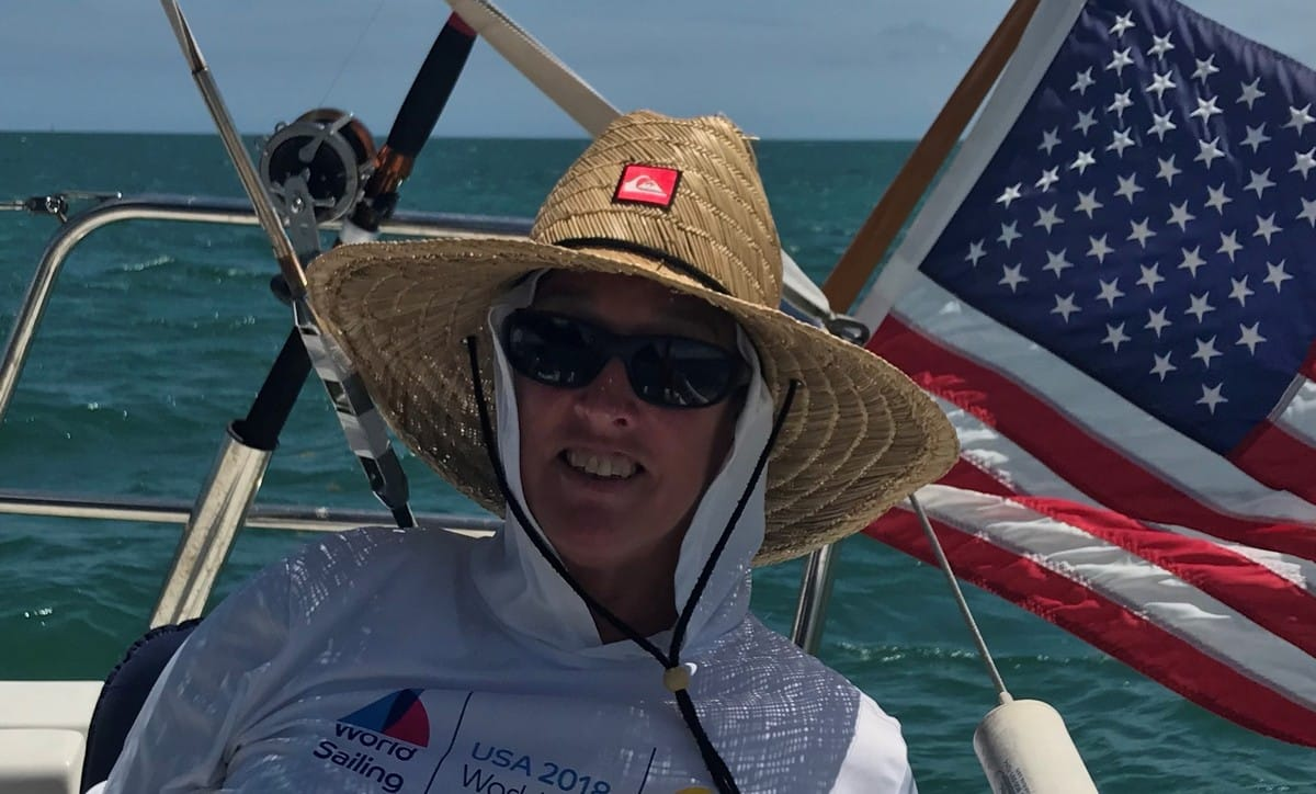 ASA Featured Instructor: Captain Jennifer Wirth Blue Water Sailing