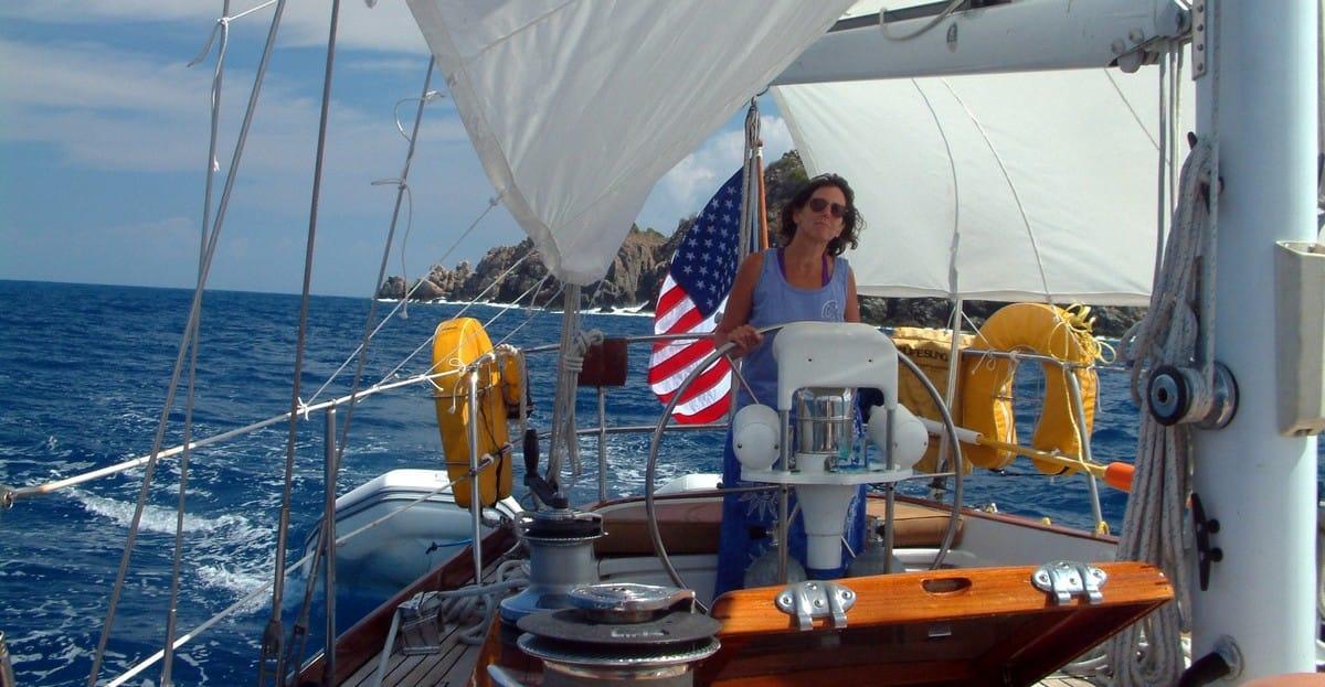 ASA Featured Instructor: Captain Amy Skillman