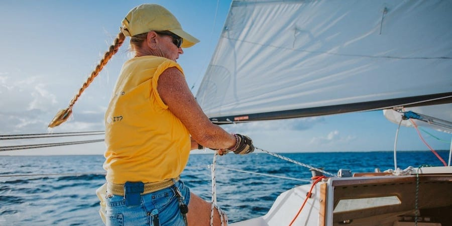 ASA Featured Instructor: Captain DJ McCabe of U-Sail Florida