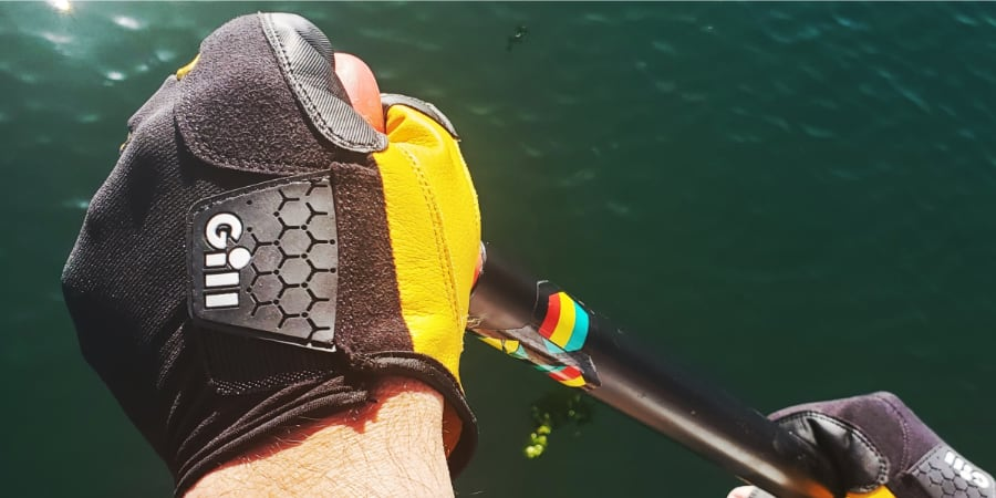 Product Review: Gill Marine Gloves - American Sailing Association