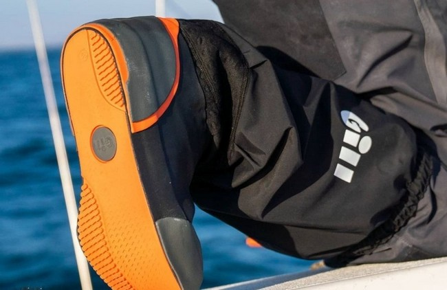 Product Review: Gill Marine Footwear - American Sailing Association