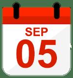 September 5th 2021