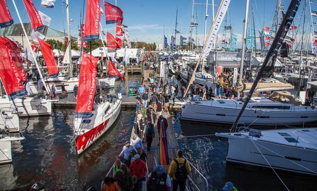 ASA at the Annapolis Boat Show - American Sailing Association